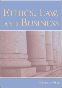 Abbildung von Wines | Ethics, Law, and Business | 2006