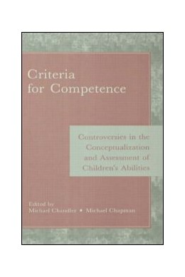 Abbildung von Chandler / Chapman | Criteria for Competence | 1991 | Controversies in the Conceptua...