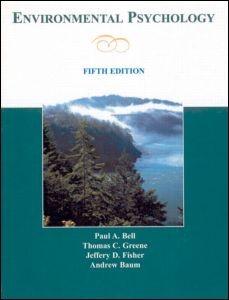 Abbildung von Bell / Greene / Fisher | Environmental Psychology | 2006
