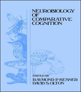 Abbildung von Kesner / Olton | Neurobiology of Comparative Cognition | 1990