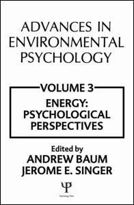Abbildung von Baum / Singer | Advances in Environmental Psychology | 1982