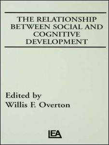 Abbildung von Overton   The Relationship Between Social and Cognitive Development   1983
