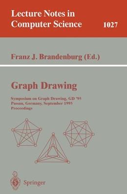 Abbildung von Brandenburg | Graph Drawing | 1996 | Symposium on Graph Drawing, GD... | 1027