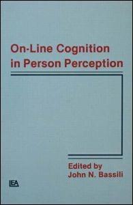 Abbildung von Bassili | On-line Cognition in Person Perception | 1989