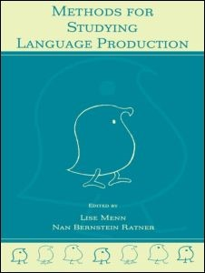 Abbildung von Menn / Ratner | Methods for Studying Language Production | 1999