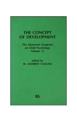 Abbildung von Collins | The Concept of Development | 1982 | The Minnesota Symposia on Chil...