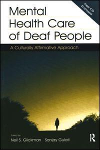 Abbildung von Glickman / Gulati   Mental Health Care of Deaf People   2003
