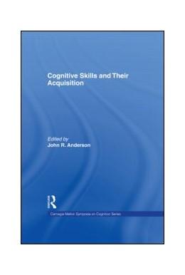 Abbildung von Anderson | Cognitive Skills and Their Acquisition | 1981