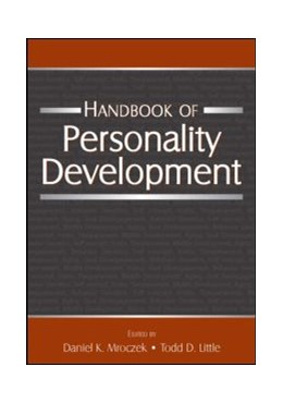 Abbildung von Mroczek / Little | Handbook of Personality Development | 2006