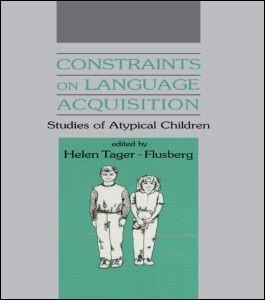 Abbildung von Tager-Flusberg | Constraints on Language Acquisition | 1993