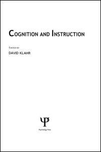 Abbildung von Klahr | Cognition and Instruction | 1987