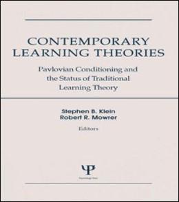 Abbildung von Klein / Mowrer | Contemporary Learning Theories | 1989 | Volume II: Instrumental Condit...