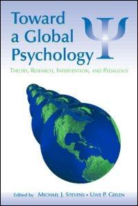 Abbildung von Stevens / Gielen | Toward a Global Psychology | 2007