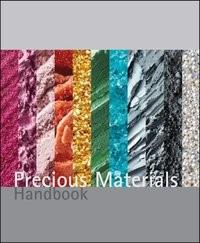 Abbildung von Precious Materials Handbook   2011