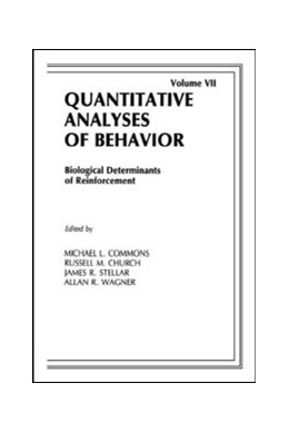 Abbildung von Commons / Church / Stellar / Wagner | Biological Determinants of Reinforcement | 1988 | Biological Determinates of Rei...