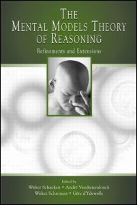 Abbildung von Schaeken / Vandierendonck / Schroyens / d'Ydewalle / Klauer | The Mental Models Theory of Reasoning | 2006