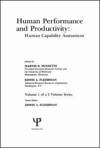Abbildung von Dunnette / Fleishman | Human Performance and Productivity | 1982