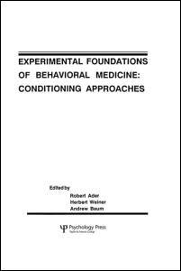 Abbildung von Ader / Weiner, / Baum, / Baum | Experimental Foundations of Behavioral Medicines | 1988