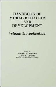 Abbildung von Kurtines / Gewirtz / Lamb | Handbook of Moral Behavior and Development | 1991