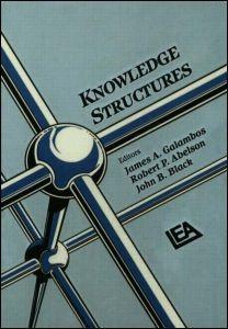 Abbildung von Galambos / Black / Abelson | Knowledge Structures | 1986