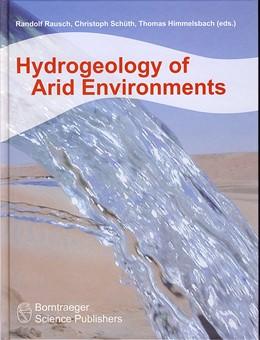Abbildung von Rausch / Schüth / Himmelsbach | Hydrogeology of Arid Environments | 2012 | Proceedings