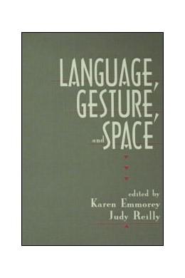 Abbildung von Emmorey / Reilly | Language, Gesture, and Space | 1995