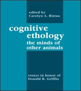 Abbildung von Ristau / Marler | Cognitive Ethology | 1990 | Essays in Honor of Donald R. G...