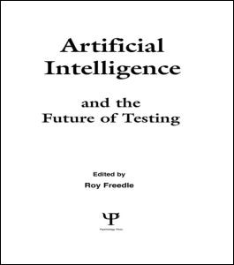 Abbildung von Freedle | Artificial Intelligence and the Future of Testing | 1990