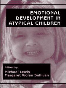 Abbildung von Lewis / Sullivan | Emotional Development in Atypical Children | 1996