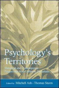 Abbildung von Ash / Sturm   Psychology's Territories   2007