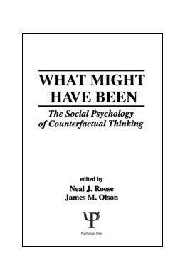 Abbildung von Roese / Olson | What Might Have Been | 1995 | The Social Psychology of Count...