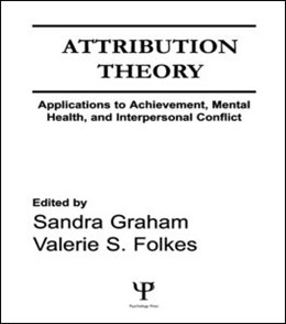 Abbildung von Graham / Folkes | Attribution Theory | 1990 | Applications to Achievement, M...