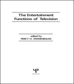 Abbildung von Tannenbaum | The Entertainment Functions of Television | 1980