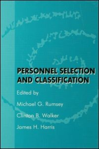 Abbildung von Rumsey / Walker / Harris | Personnel Selection and Classification | 1994