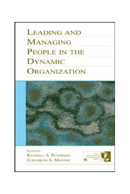 Abbildung von Leading and Managing People in the Dynamic Organization | 2003