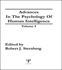 Abbildung von Sternberg | Advances in the Psychology of Human Intelligence | 1. Auflage | 1989 | beck-shop.de