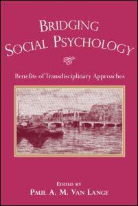 Abbildung von Van Lange | Bridging Social Psychology | 2006