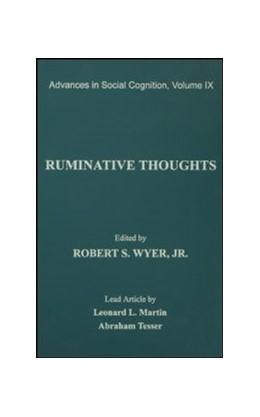 Abbildung von Wyer, Jr. | Ruminative Thoughts | 1996 | Advances in Social Cognition, ...