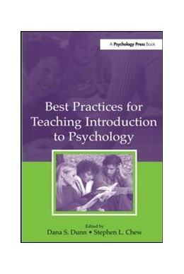 Abbildung von Dunn / Chew | Best Practices for Teaching Introduction to Psychology | 2005