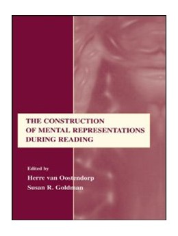 Abbildung von van Oostendorp / Goldman | The Construction of Mental Representations During Reading | 1998