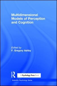 Abbildung von Ashby | Multidimensional Models of Perception and Cognition | 1992