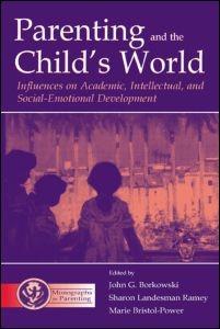 Abbildung von Borkowski / Ramey / Bristol-Power | Parenting and the Child's World | 2001