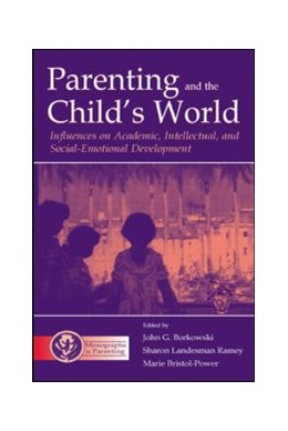 Abbildung von Borkowski / Ramey / Bristol-Power | Parenting and the Child's World | 2001 | Influences on Academic, Intell...