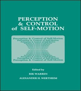Abbildung von Warren / Wertheim | Perception and Control of Self-motion | 1990