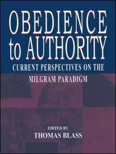 Abbildung von Blass | Obedience to Authority | 2000