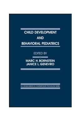 Abbildung von Bornstein / Genevro | Child Development and Behavioral Pediatrics | 1996