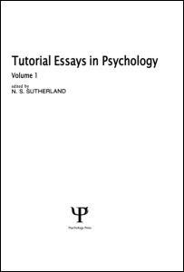 Abbildung von Sutherland   Tutorial Essays in Psychology   1977
