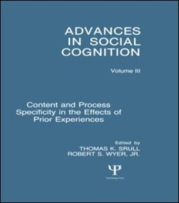 Abbildung von Wyer, Jr. / Srull | Content and Process Specificity in the Effects of Prior Experiences | 1990 | Advances in Social Cognition, ...