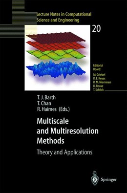 Abbildung von Barth / Chan / Haimes   Multiscale and Multiresolution Methods   2001   Theory and Applications   20