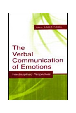 Abbildung von Fussell | The Verbal Communication of Emotions | 2002 | Interdisciplinary Perspectives